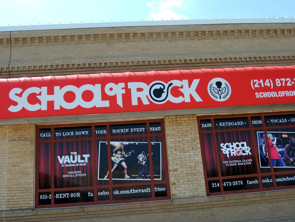 Inspire Kids to Rock  Frisco Texas United States
