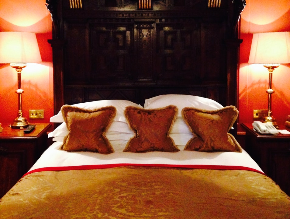 Sleep in ducal splendour at Hazlitt's London  United Kingdom