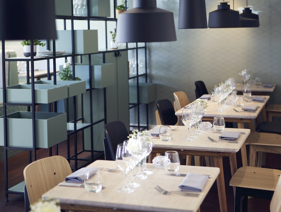 Seasonal, Fresh and Modern Cuisine Gothenburg  Sweden