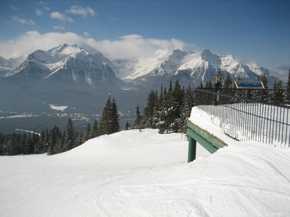 Lake Louise Ski Area Lake Louise  Canada