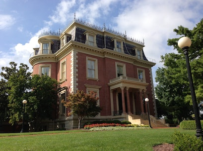 Missouri Governor's Mansion Jefferson City Missouri United States