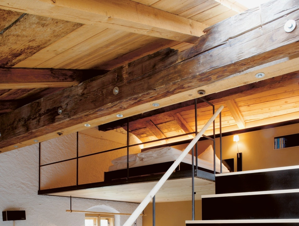 Old Meets New in the Bavarian Alps