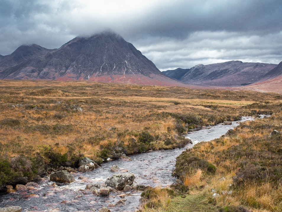 Glencoe National Nature Reserve