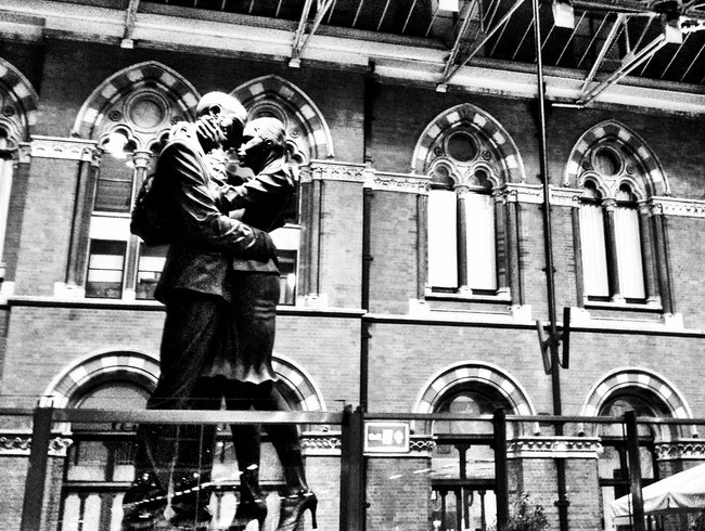 The Most Romantic Statue of London