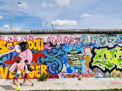 East Side Gallery   Germany