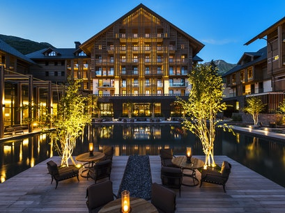 The Chedi Andermatt Andermatt  Switzerland