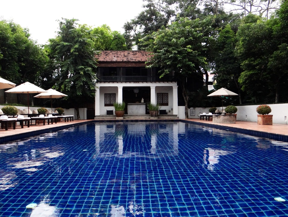 Quiet Boutique Hotel in the Heart of Chiang Mai