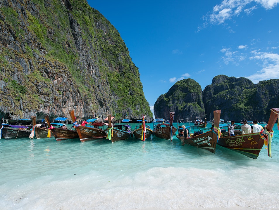 DURING THE WINTER, WE LOVE…THAILAND Tambon Ao Nang  Thailand