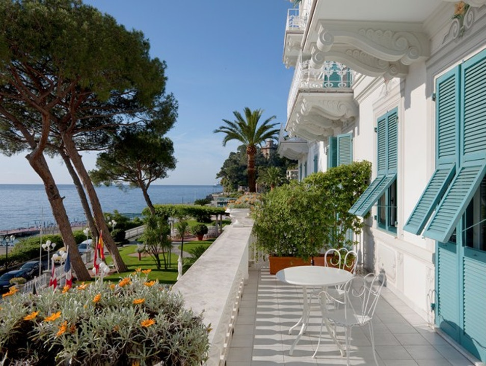 Luxury just inches from the sea Santa Margherita Ligure  Italy