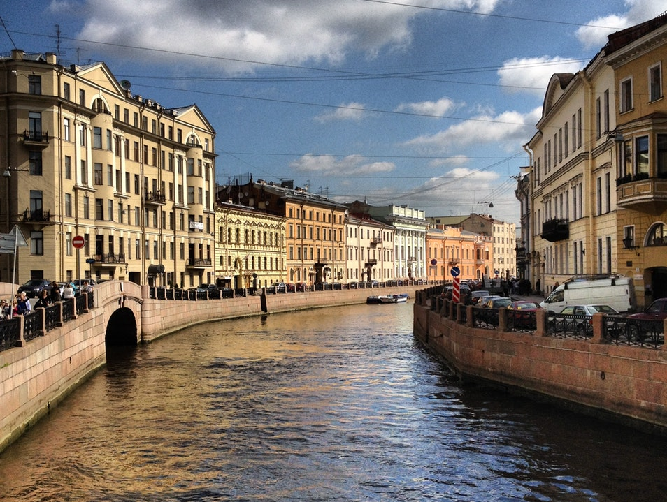 The Venice of the North...