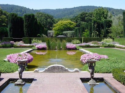 Filoli Gardens  Woodside California United States