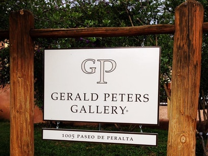 Gerald Peters Gallery Santa Fe New Mexico United States