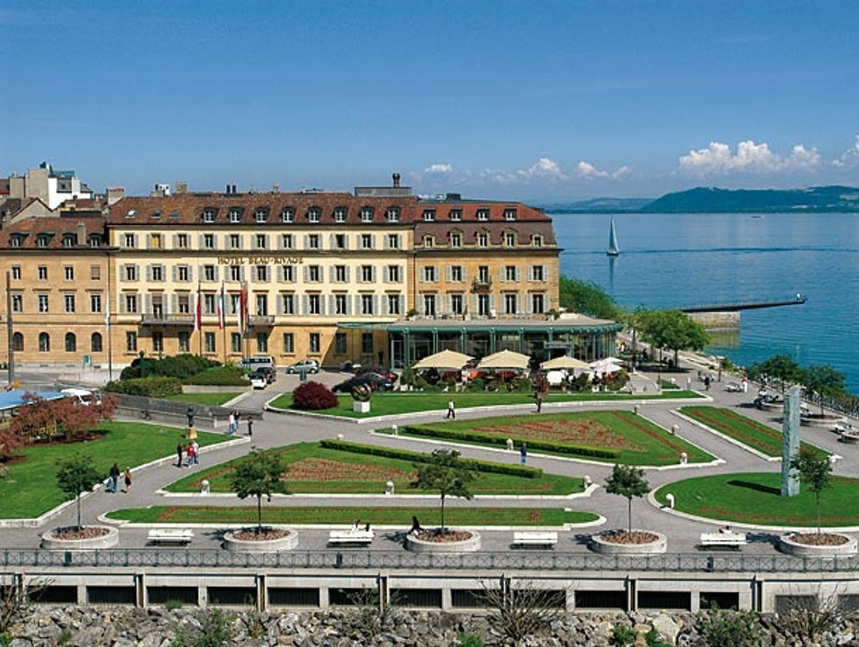 Lakeside Luxury Neuchatel  Switzerland