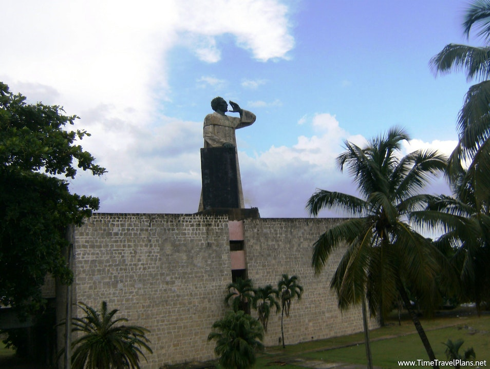 A Haunting Figure Santo Domingo  Dominican Republic
