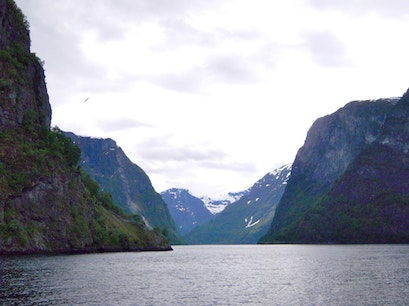 Fjords Gran  Norway