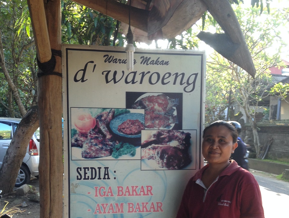 Honest Indonesian Food Ubud  Indonesia