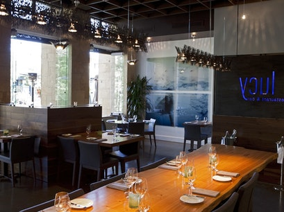 Lucy Restaurant & Bar Yountville California United States