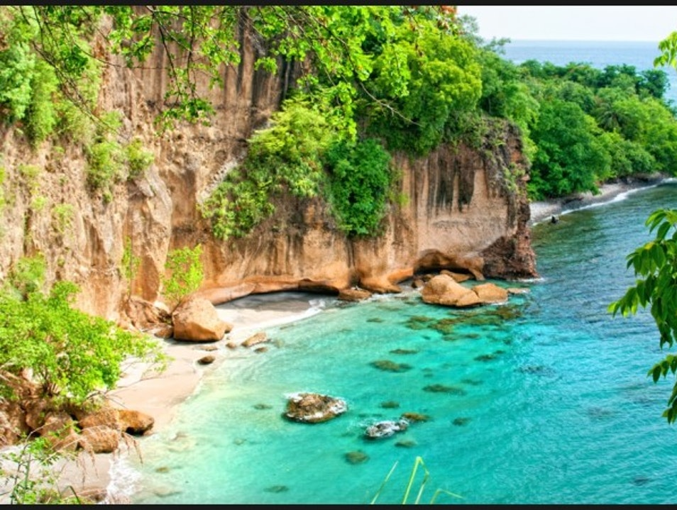 Laid-back Island Luxury Portsmouth  Dominica