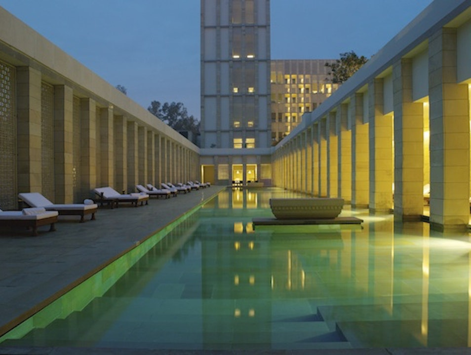 Aman New Delhi: A Sanctuary for the Senses New Delhi  India