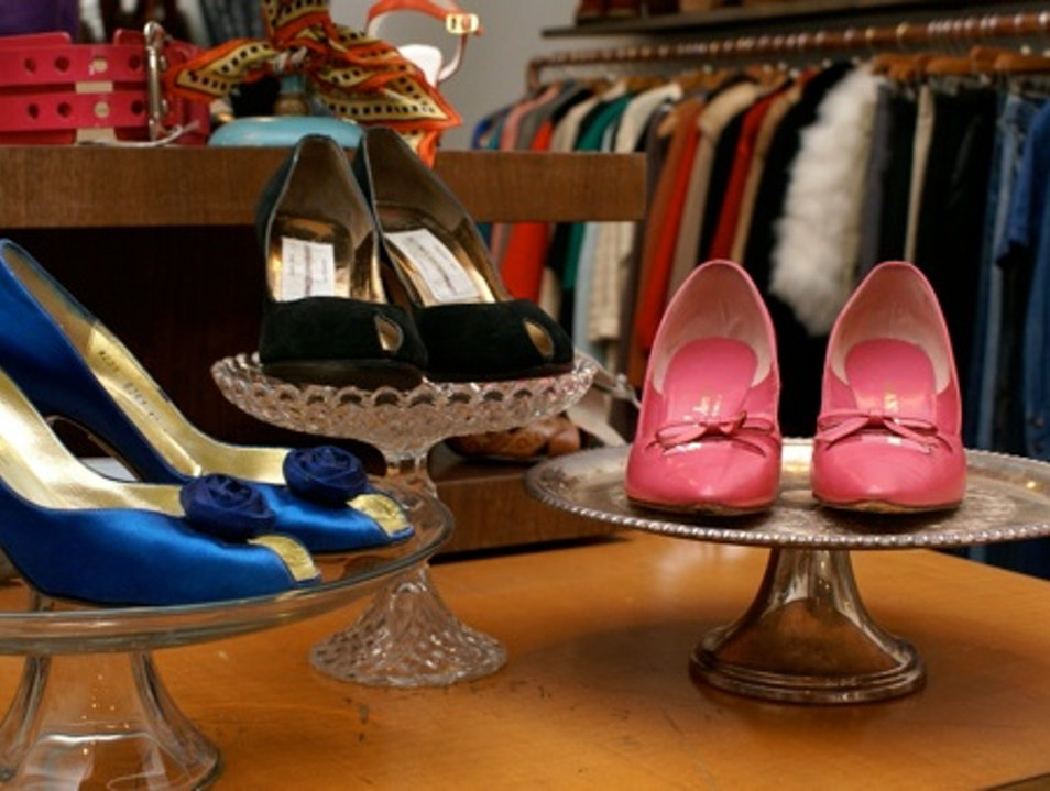 Shop for Modern and Vintage Clothing in Hayes Valley