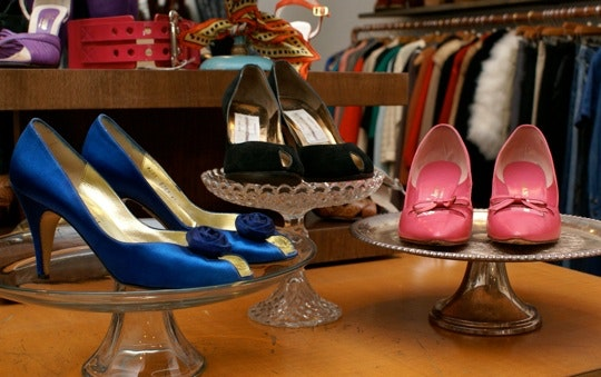 Shop For Modern And Vintage Clothing In Hayes Valley San Francisco  California United States