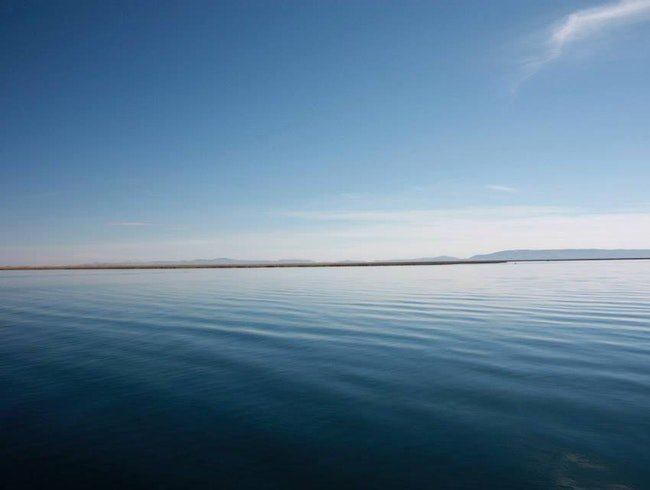 Losing your sense of direction on Lake Titicaca