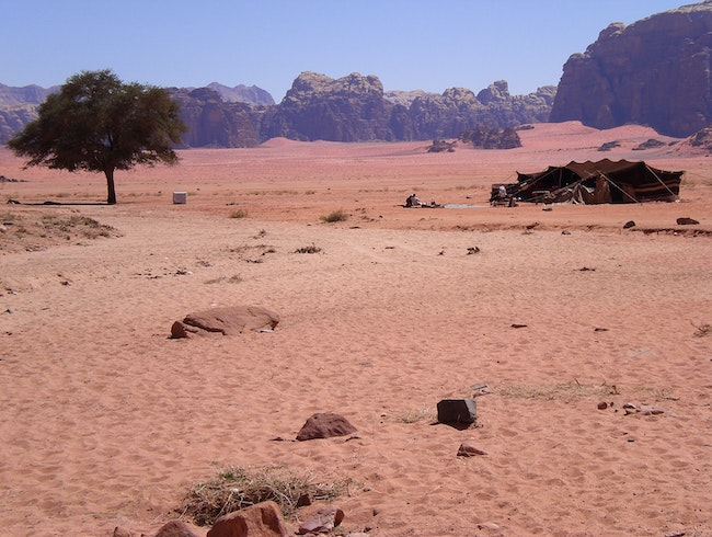Head Out on a 4WD Desert Adventure