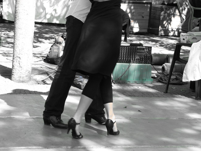 Learn the Sultry Art of Tango
