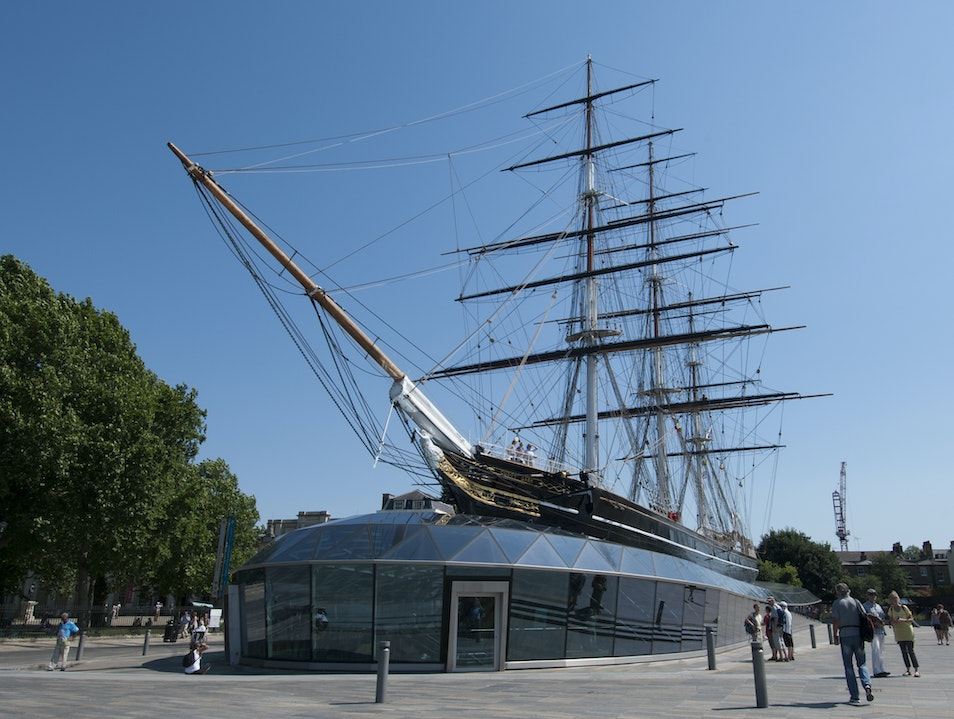 Cutty Sark London London  United Kingdom