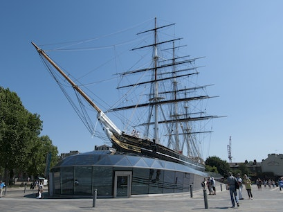 Cutty Sark London  United Kingdom