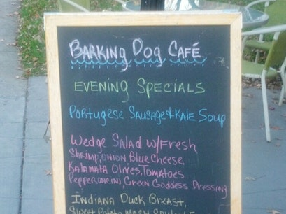 Barking Dog Cafe Indianapolis Indiana United States