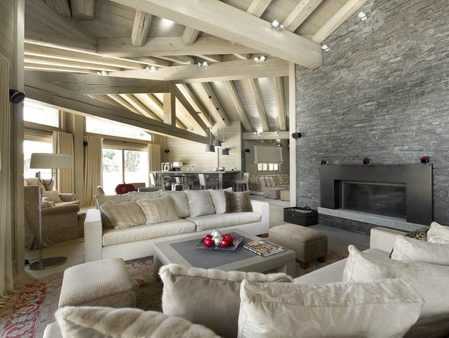 Mountain Luxury in Courchevel