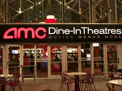 AMC Downtown Disney 24 with Dine-in Theatres Orlando Florida United States