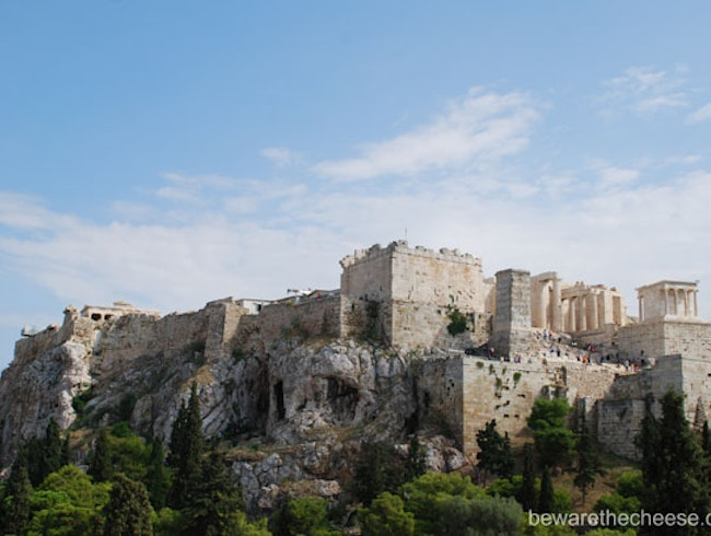 Athens Tips Part 2 - Visiting the Acropolis