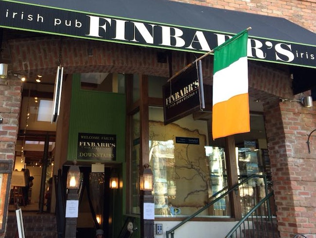 A Real Irish Pub