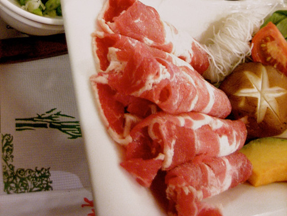 Heat things up with Hot Pot