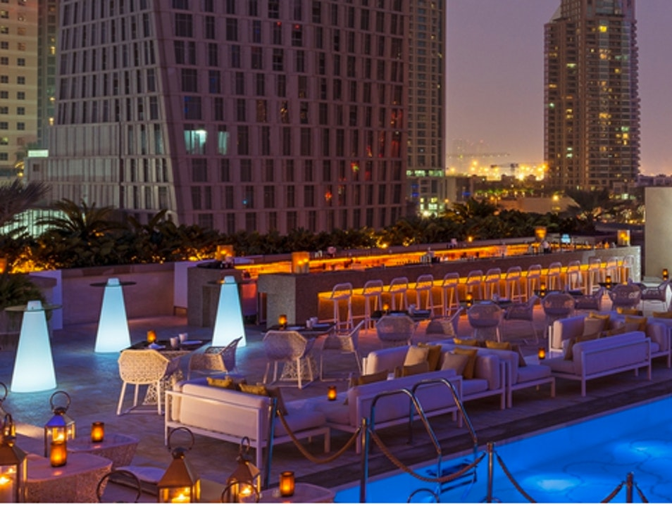 Siddharta Lounge Dubai  United Arab Emirates