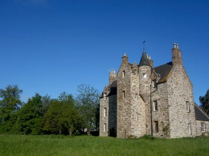 Illieston Castle West Lothian  United Kingdom
