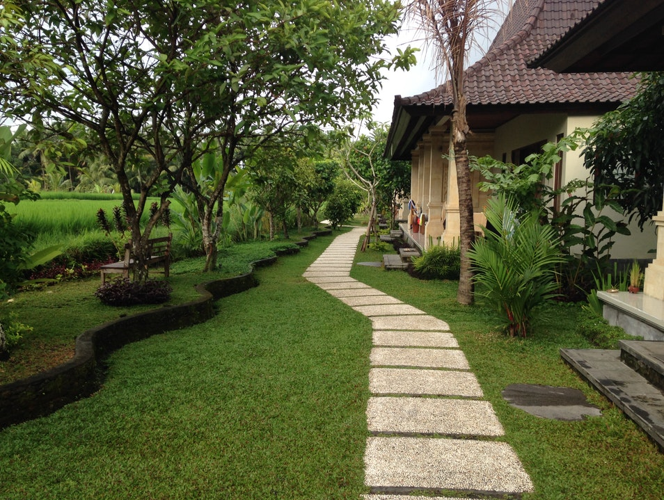 Pamper yourself at Masia Villa Ubud