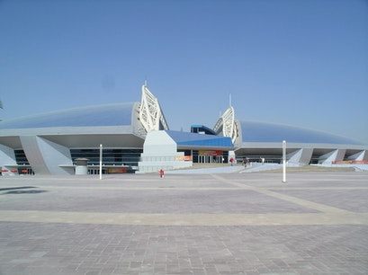 Sports Dome at Aspire  Doha  Qatar