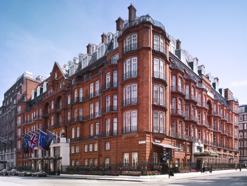 Claridge's London  United Kingdom