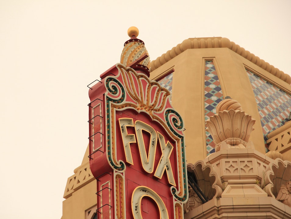 Fox Theatre in Oakland Oakland California United States