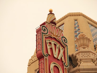 Fox Theater Oakland Oakland California United States