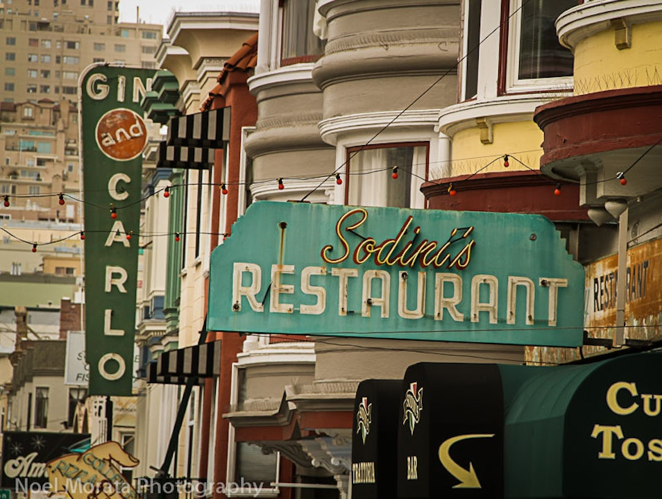 North Beach Food tour in San Francisco San Francisco California United States