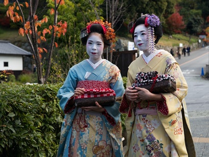 Kyoto in Photos Kyoto  Japan