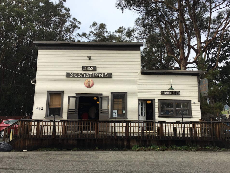 A Great Highway 1 Lunch Option San Simeon California United States