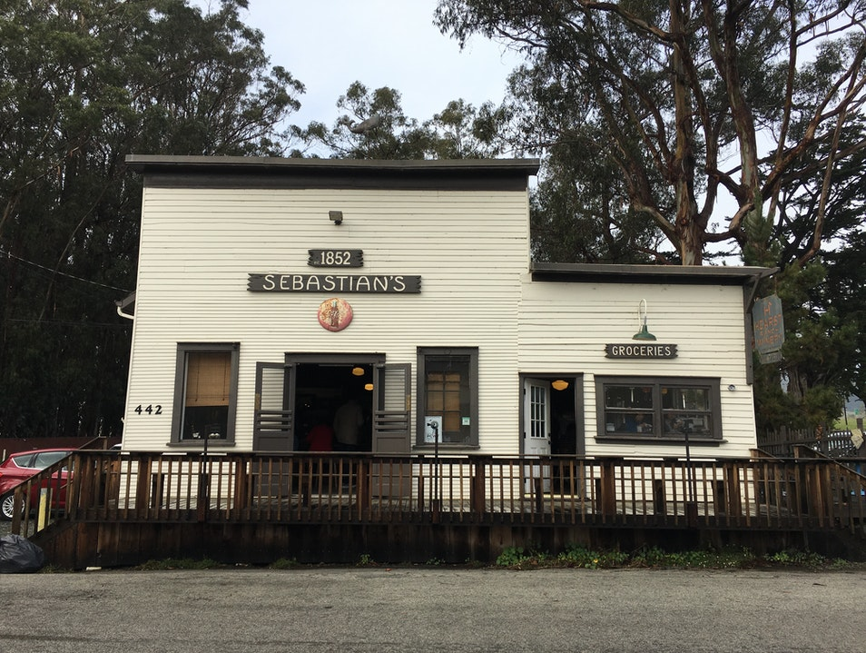 A Great Highway 1 Lunch Option