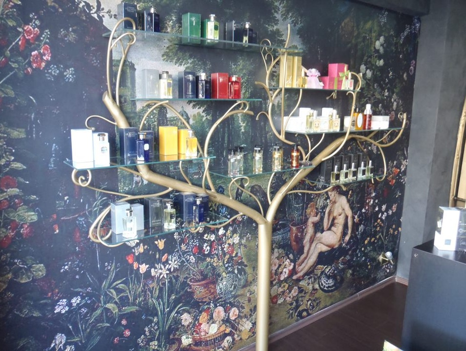 Perfumes and Silks  Athens  Greece