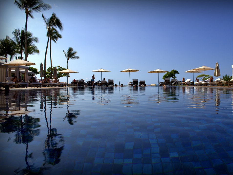 The Only Place to Experience Four Seasons in Hawaii