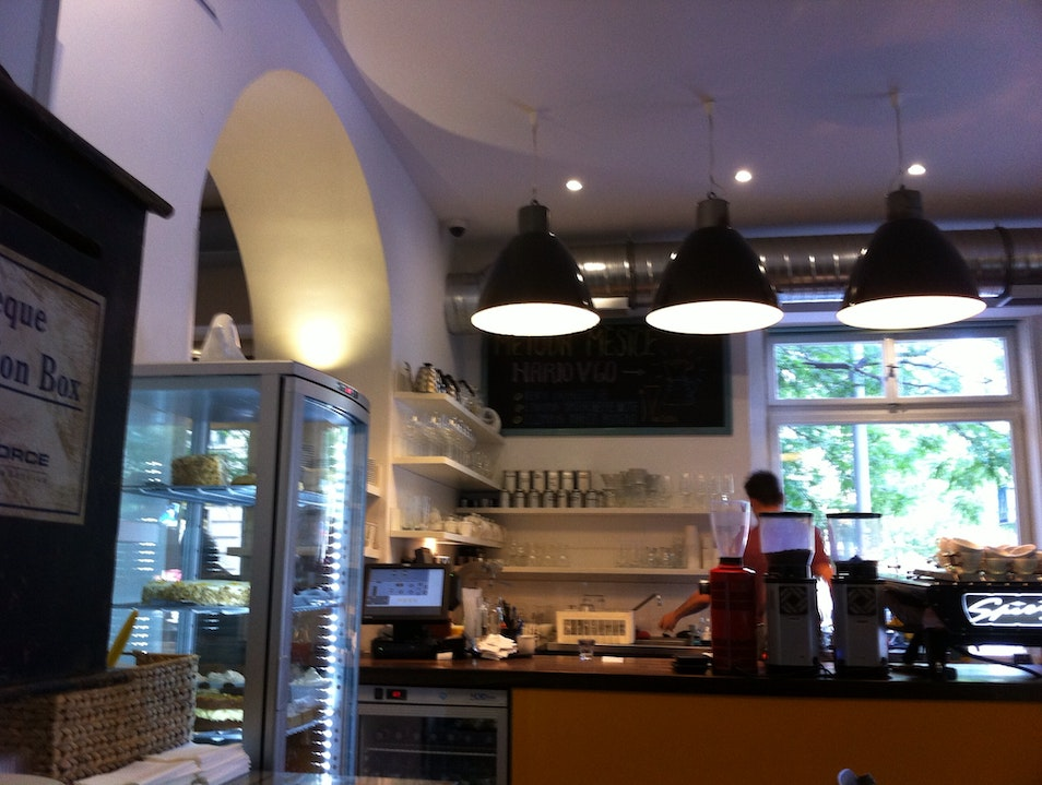 Cafe Perfection in Prague